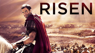 Netflix box art for Risen